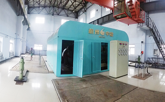 CIEE's EPC project of power generation by waste heat from NO.4 sinter plant machine in Neimeng'gu Bao Steel Corporation has officially started