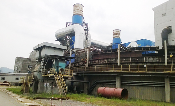 CIEE's Benxi Beiying Project of Power Generation by Waste Heat from A 400m2 Sintering Machine Grid-connected Successfully